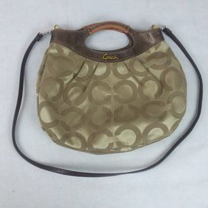Coach Hobo Handbag Purse